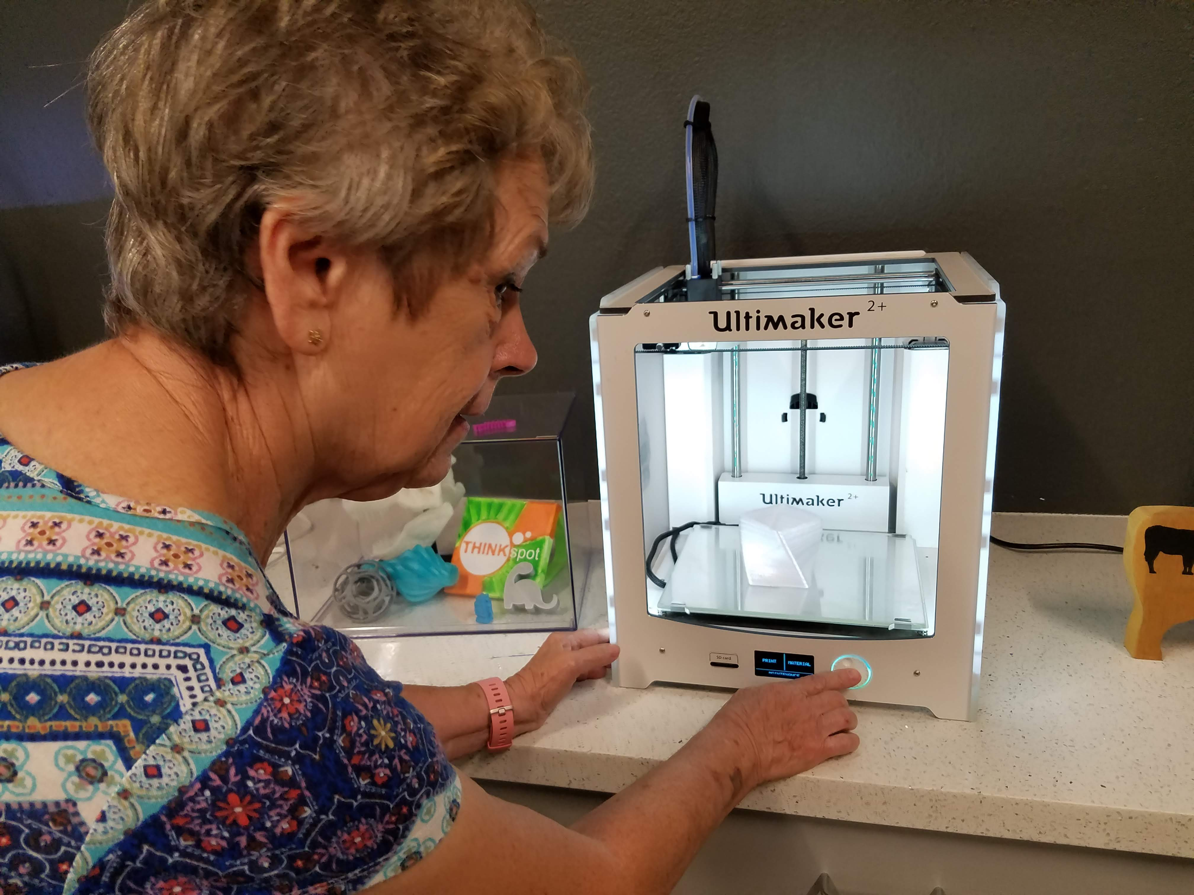 Maker Space - 3D printer
